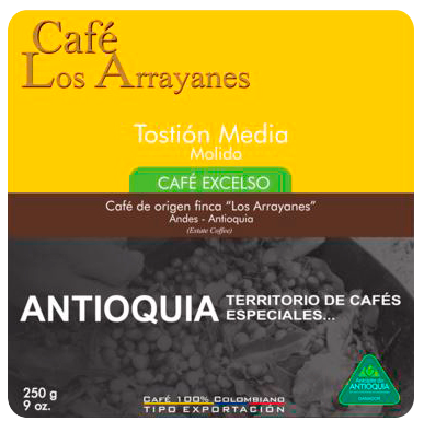 cafe arrayanes
